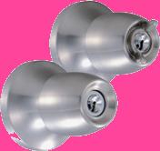 カバスターネオ 6600 交換用玉座(KABA)インテグラル錠