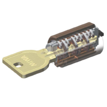 U9 HM (MIWA)インテグラル錠